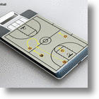 E-Ink Electronic Coach Playboard Design